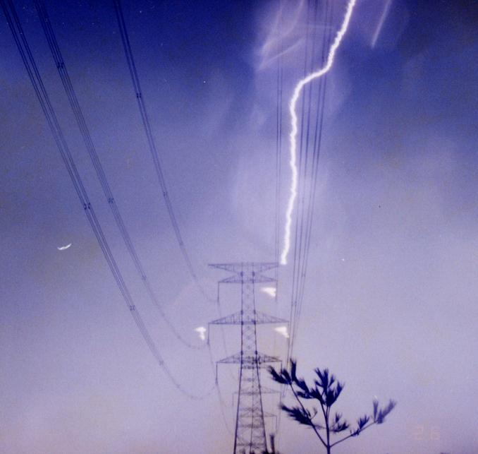 Back-flashover at double-circuit 500 kV transmission tower by winter lightning