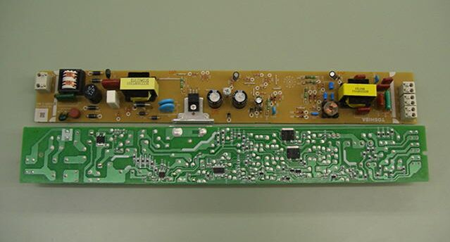 Printed circuit board of electronic  ballast (inverter)